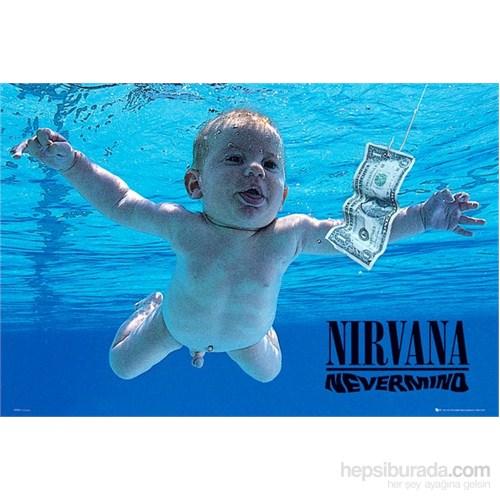 Nirvana Nevermind Maxi Poster