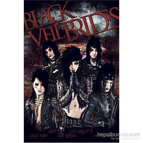 Black Veil Brides Red Maxi Poster