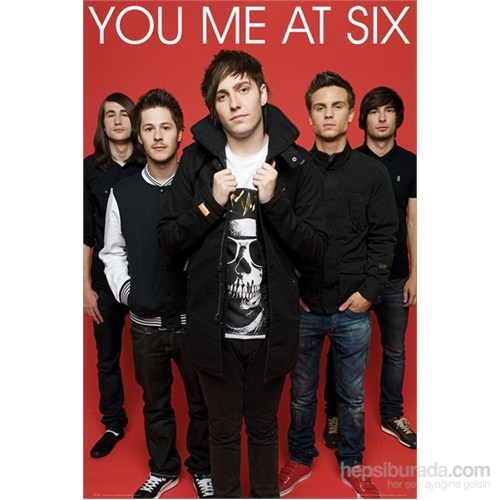 You Me At Six Maxi Poster