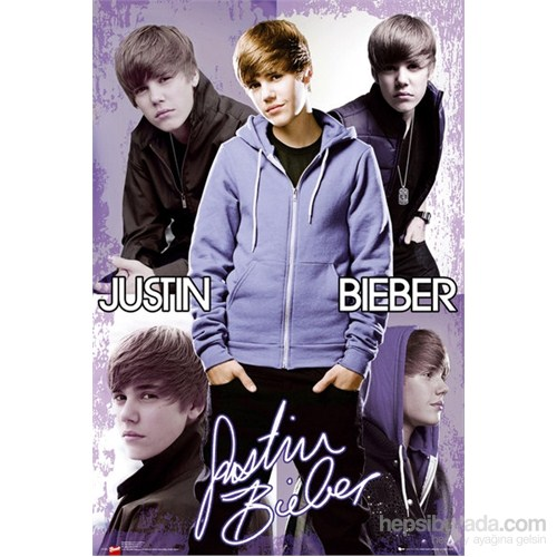 Justin Bieber Collage Maxi Poster