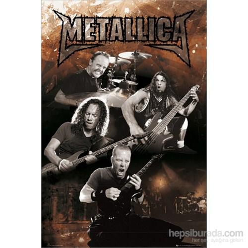 Metallica Group Maxi Poster