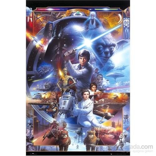 Star Wars 30Th Anniversary Maxi Poster
