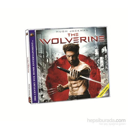 Wolverine (2 Disc) (VCD)