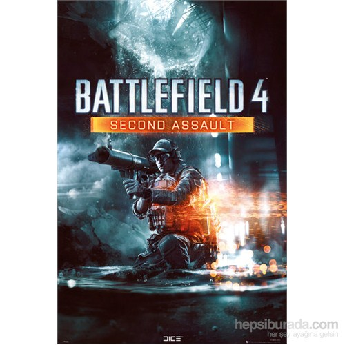 Battle Fıeld 4 Second AssultMaxi Poster