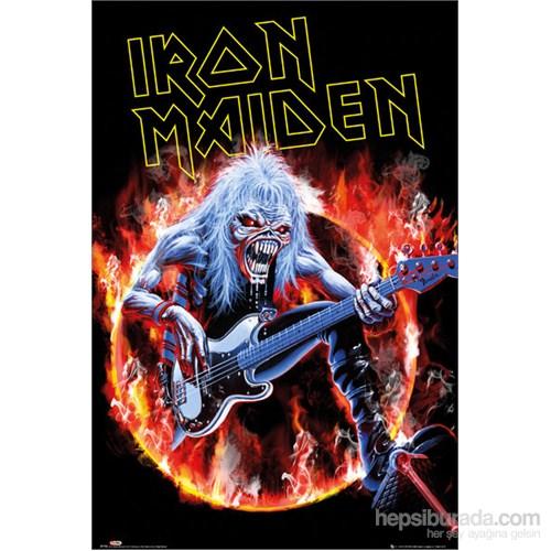 Iron Madıen Fear LıveMaxi Poster
