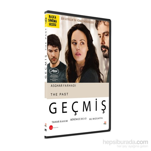 The Past (Geçmiş) (DVD)
