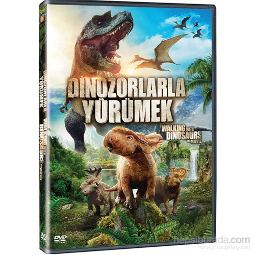 Walking With Dinosaurs (Dinozorlarla Yürümek) (DVD)