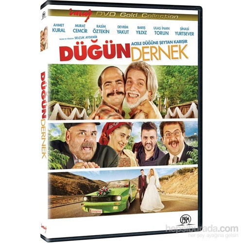 Düğün Dernek (DVD)