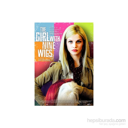 The Girl With Nine Wigs (Peruklu Kız) (DVD)