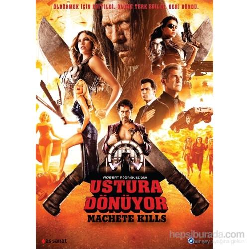 Machette Kills (Ustura Dönüyor) (DVD)