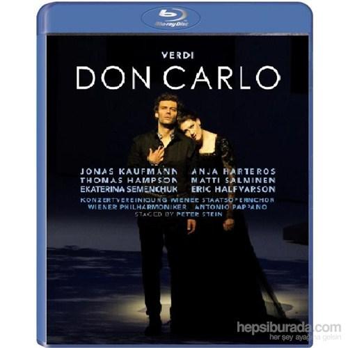Antonio Pappano - Verdi: Don Carlo (Blu-Ray Disc)