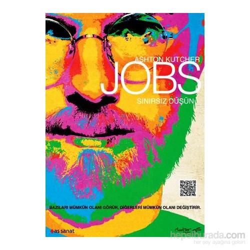 Jobs (Jobs - Sınırsız Düşün) (DVD)