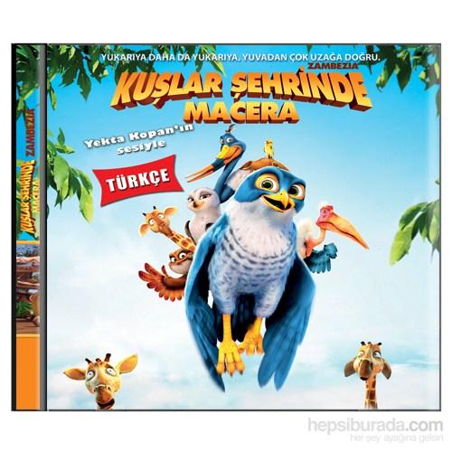 Zambezia Kuşlar Şehrinde Macera (VCD)