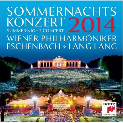 Wiener Philharmoniker - Summer Night Concert 2014 (CD)