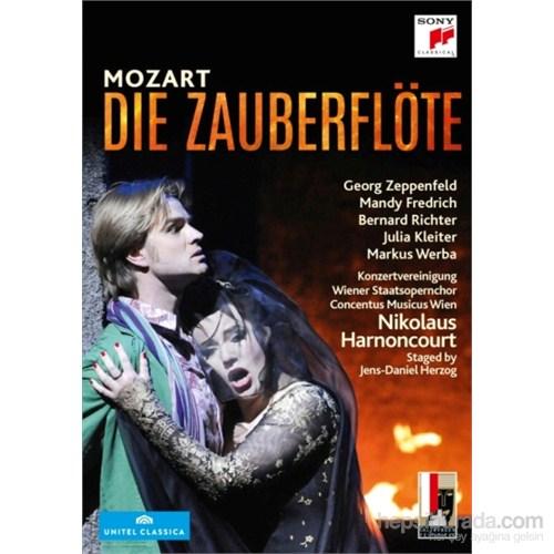 Nikolaus Harnoncourt - Mozart: Die Zauberflöte (DVD)