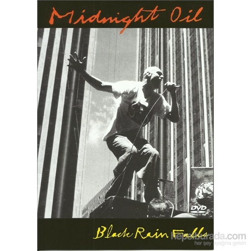 Midnight Oil - Black Rain Falls (DVD)
