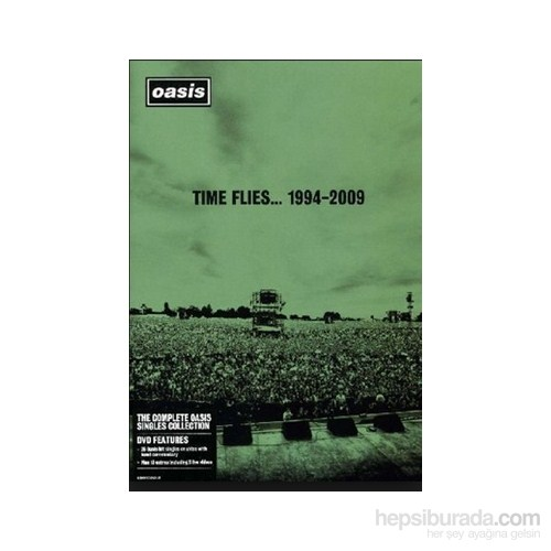 Oasis - Time Flies... 1994-2009 (DVD)