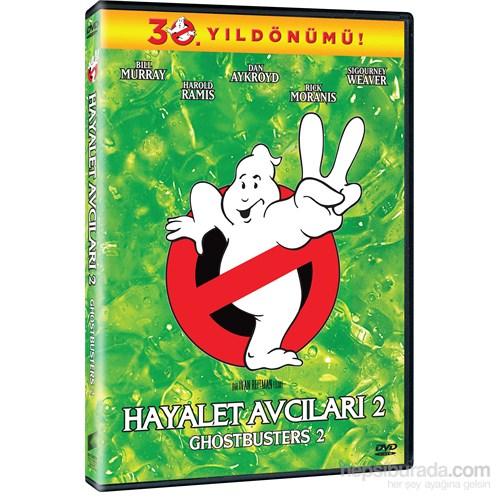 Ghost Busters 2 (Hayalet Avcıları 2) (DVD)