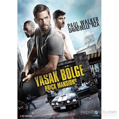 Brick Mansions (Yasak Bölge) (DVD)