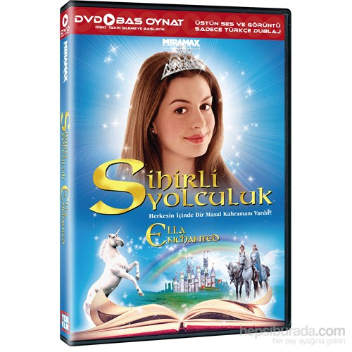 Ella Enchanted (Sihirli Yolculukl) (Bas Oynat)
