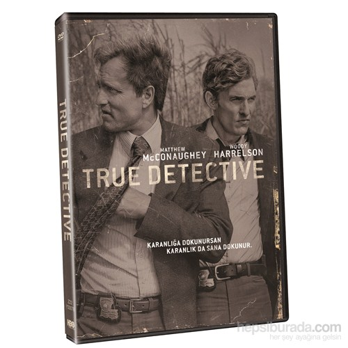 True Detective (3 DVD)
