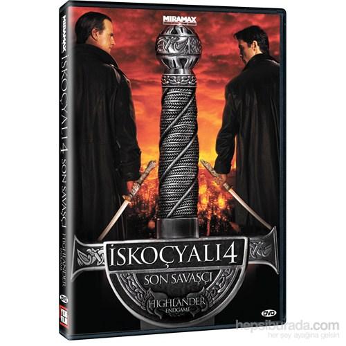 Highlander: End Game (İskoçyalı: Son Savaş) (DVD)