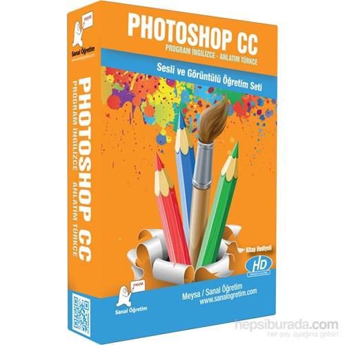 Photoshop CC Sesli ve Görüntülü Öğretim Seti