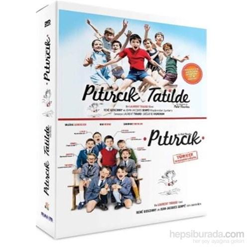 Pıtırcık&Pıtırcık Tatilde Boxset (DVD)