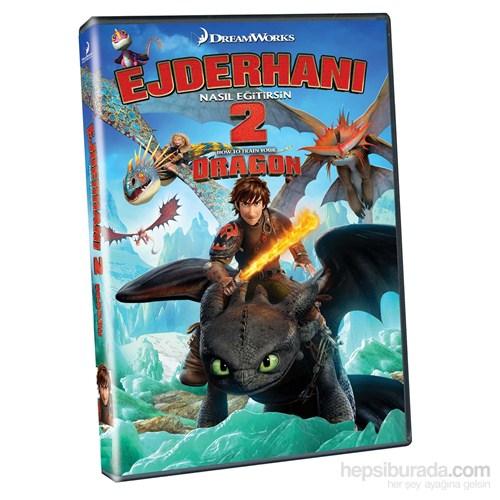 Ejderhanı Nasıl Eğitirsin 2 (How to Train Your Dragon 2) (VCD)