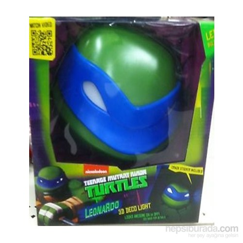 Ninja Turtles Leonardo 3D Deco Light