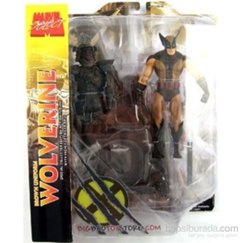 Marvel Select Wolverine (II)