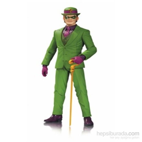 Dc Comics Designer Series Grep Capulla The Riddler Action Figure