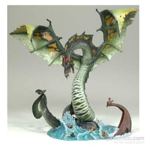 Water Dragon Figure