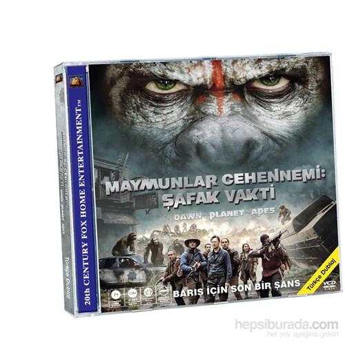 Maymunlar Cehennemi: Şafak Vakti (Dawn of the Planet of the Apes) (VCD)