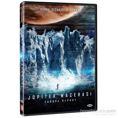 Europa Report (Jüpiter Macerası) (DVD)