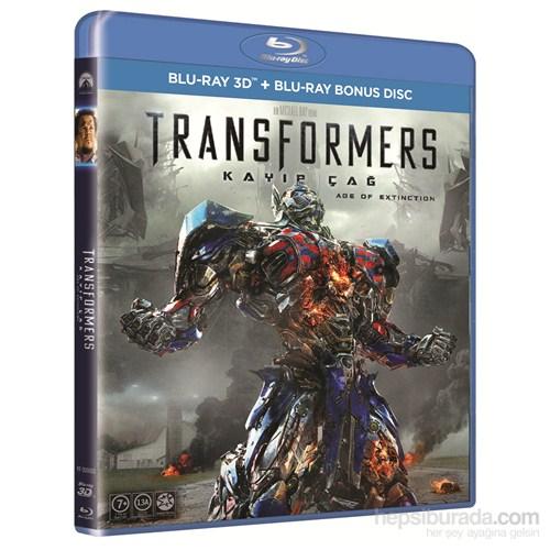 Transformers 4: The Age Of Extinction (Transformers 4: Kayıp Çağ) (3D Blu-Ray Disc)