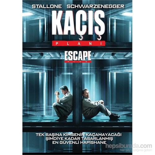 Escape Plan (Kaçış Planı) (DVD)