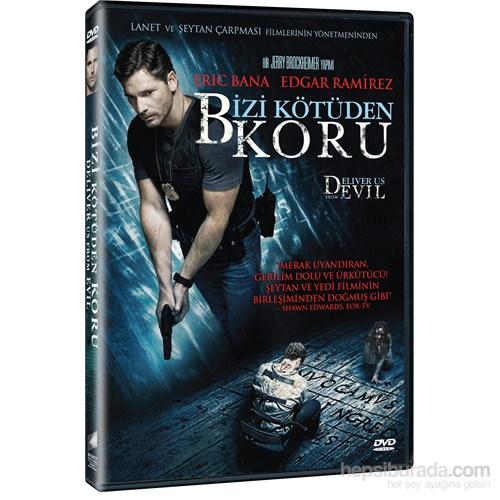 Deliver Us From Evil (Bizi Kötüden Koru) (DVD)