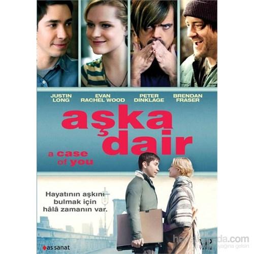 A Case Of You (Aşka Dair) (DVD)