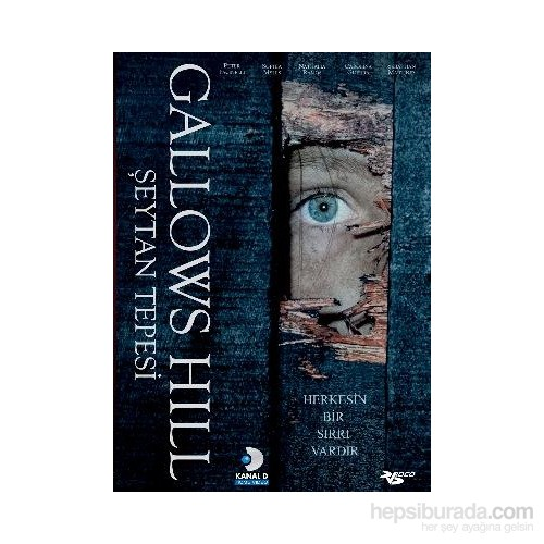 Gallows Hill (Şeytan Tepesi) (DVD)