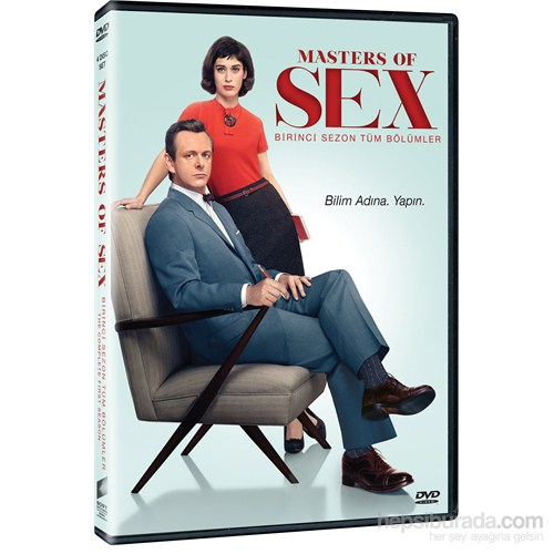 Masters Of Sex Sezon 1 (4 Disk)