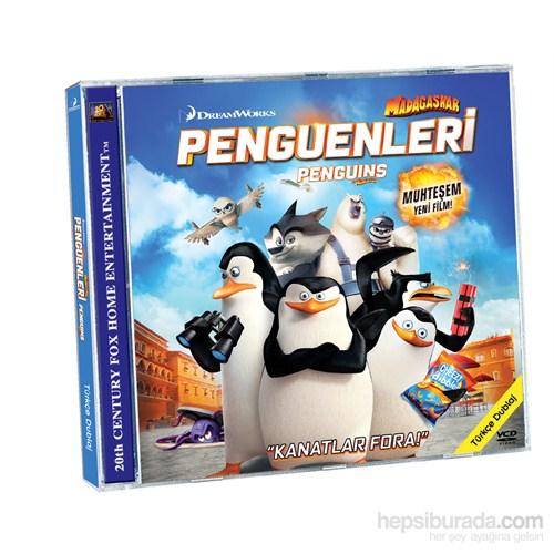 Madagaskar Penguenleri (Penguins Of Madagascar) (VCD)