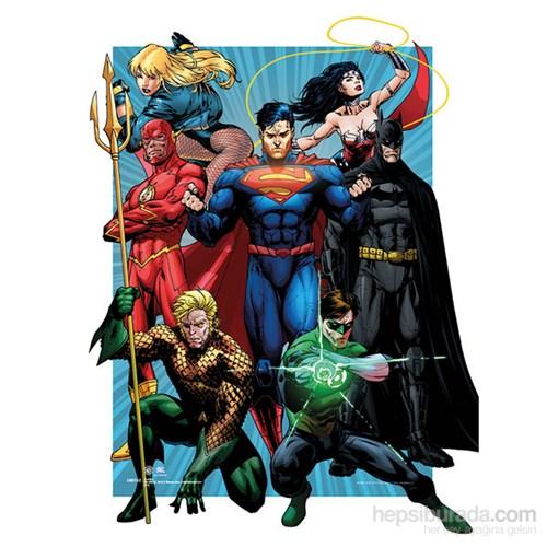 Dc Comics Group 3D Poster