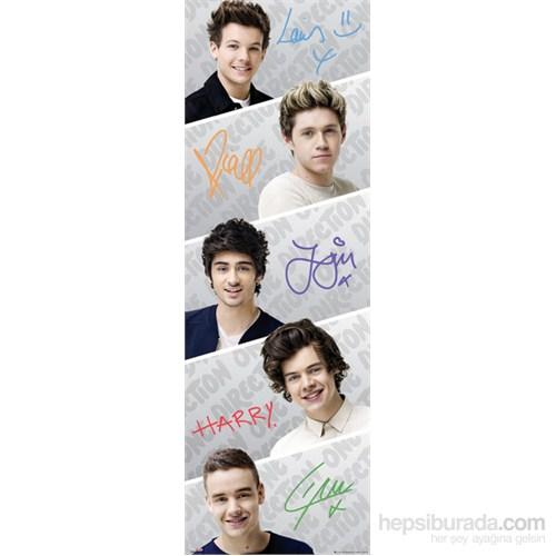 One Direction Door Poster