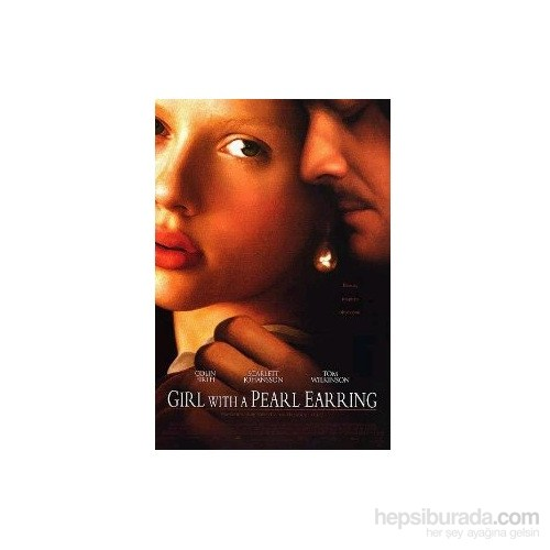 Girl With Pearl Earring (İnci Küpeli Kız) (DVD)