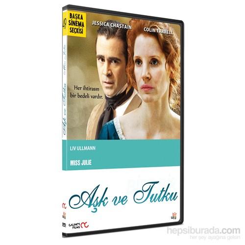 Miss Julie (Aşk ve Tutku) (DVD)