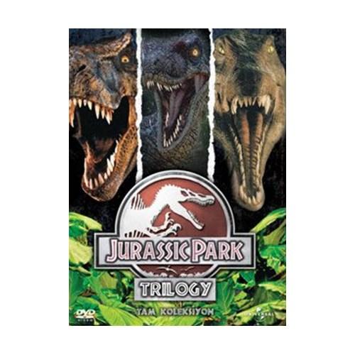Jurassic Park Trilogy 1-2-3 (Jurassic Park Üçleme Tam Koleksiyon)