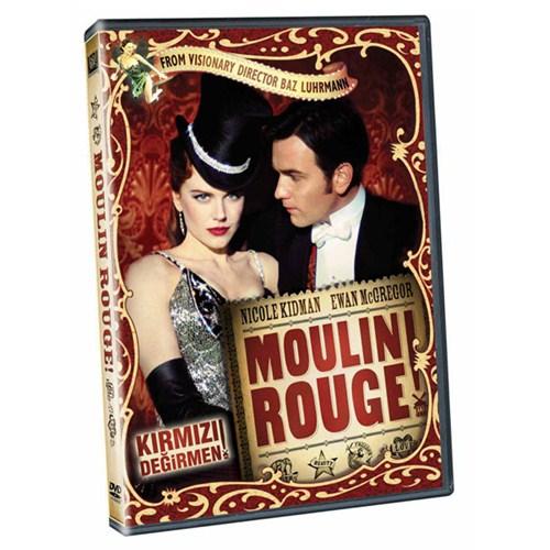 Moulin Rouge (Kırmızı Değirmen) (DVD)