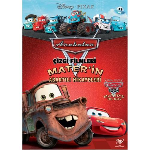 Cars Toons Collection: Mater's Tall Tales (Arabalar Çizgi Filmleri: Mater'in Abartılı Hikayeleri)