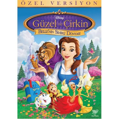 Beauty And The Beast: Belle's Magıcal World (Güzel ve Çirkin: Belle'nin Sihirli Dünyası)